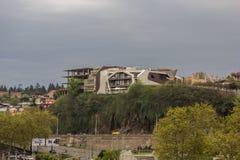 Hotel in Tiflis Georgia 2018 Lizenzfreie Stockfotografie