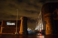 Hotel titánico Foto de archivo libre de regalías