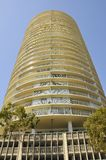 Hotel Tower Structure Stock Photography