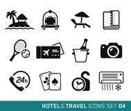 Hotel and Travel Royalty Free Stock Image