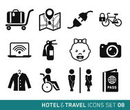 Hotel and Travel Stock Image