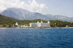 Hotel turco immagine stock