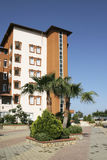Hotel in Turkey Stock Images