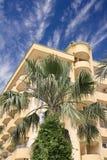 Hotel in Turkey Stock Photo