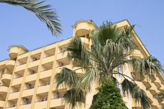 Hotel in Turkey Stock Photos