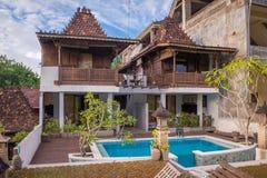 Hotel in Ubud Royalty Free Stock Photo
