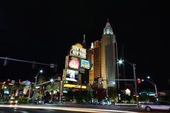 Hotel und Kasino New- Yorknew york in Las Vegas Lizenzfreie Stockbilder
