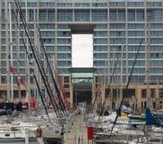 Hotel und Yachten Ritz Carlton Herzliyas 5* Lizenzfreies Stockfoto