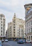 Hotel Union in Bucharest, Romania Royalty Free Stock Photos