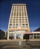 Hotel Unirea en Iasi, Rumania Foto de archivo