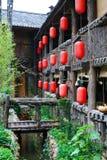 hotel van China Stock Afbeeldingen
