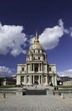 Hotel van Invalids in Parijs Royalty-vrije Stock Afbeeldingen