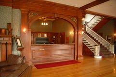 Hotel velho histórico 5 fotografia de stock royalty free