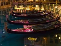 Hotel Venice. In Las Vegas Stock Image