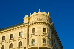 Hotel, Viareggio, Italia Imagen de archivo libre de regalías