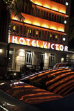 Hotel Victor Stock Photography