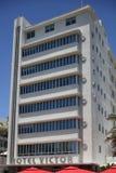 Hotel Victor Miami Beach Royalty Free Stock Photo
