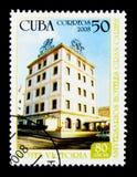 Hotel Victoria, serie Jahrestags-Hotels Gran Caribe, circa 2008 Stockbild