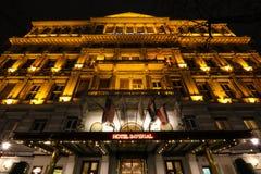 Hotel Viena imperial Imagenes de archivo