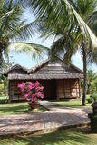 Hotel in Vietnam. A typical resort hotel in Vietnam Royalty Free Stock Photography