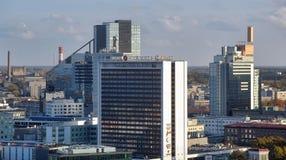 Hotel Viru de Sokos Foto de archivo