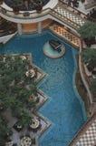 Hotel-Vorhalle-Bereich Lizenzfreie Stockfotos