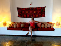 Hotel Vritomartis Fotografie Stock Libere da Diritti