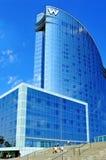 Hotel W Barcelona in Barcelona, Spanien Stockfotografie