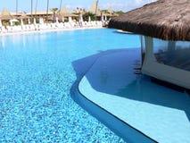 hotel w raju Zdjęcie Stock