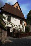Hotel w Rothenburg ob dera Tauber obraz royalty free
