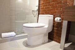 Hotel Washroom Stock Photography