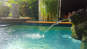 Hotel-Wasser-Funktion lizenzfreie stockbilder