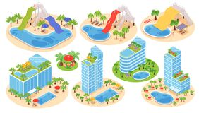 Hotel Water Park Set