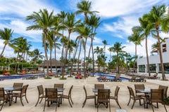 Hotel Westerse Punta Cana Royalty-vrije Stock Foto's
