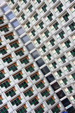 Hotel Windows Stock Image