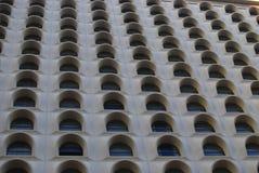 Hotel Windows Stock Photography