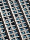 Hotel Windows Fotografie Stock