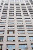 Hotel windows Stock Photo