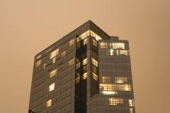 hotel wysoki wzrost Obrazy Royalty Free