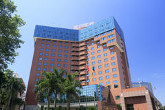 Hotel of xiamen govenment Royalty Free Stock Photos