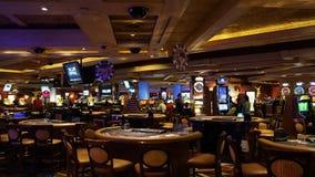 Hotel y casino de la isla del tesoro en Las Vegas fotografía de archivo