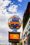 Hotel y casino de París Imagen de archivo