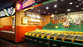 Hotel y casino del circo del circo en Las Vegas, Nevada imágenes de archivo libres de regalías