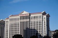 Hotel y casino del palacio de Ceasers Imagen de archivo