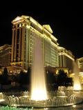 Hotel y casino, Las Vegas, Nevada del palacio de Caesars foto de archivo libre de regalías