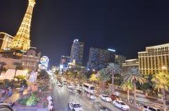 Hotel y casino, hotel y casino, París Las Vegas, zona metropolitana, ciudad, zona urbana, paisaje urbano de París de Bellagio imágenes de archivo libres de regalías