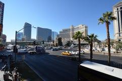 Hotel y casino, zona metropolitana, ciudad, coche, zona urbana de Bellagio imagen de archivo libre de regalías