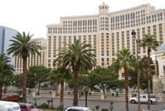 Hotel y casino, zona metropolitana, ciudad, edificio, zona urbana de Bellagio foto de archivo