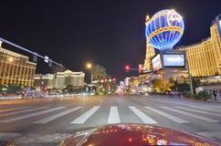 Hotel y casino, zona metropolitana, señal, ciudad, zona urbana de París fotografía de archivo
