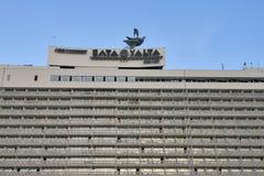 Hotel Yalta in Crimea Stock Photography